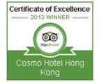Certificate of Excellence-2013