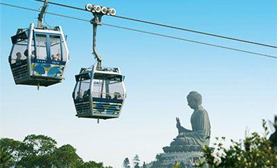 Ngong Ping 360 Skyrail