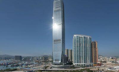 天際100香港觀景台