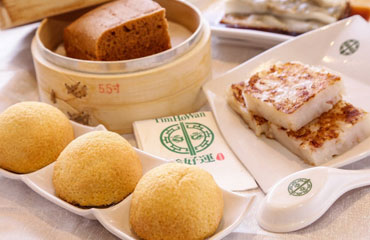 FREE MEAL AT TIM HO WAN