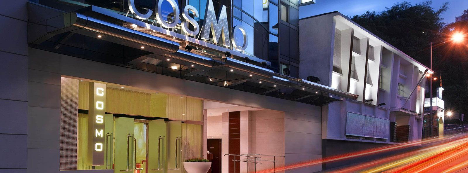 Cosmo Hotel Awards and Accolades