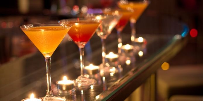 Award-winning Cocktails