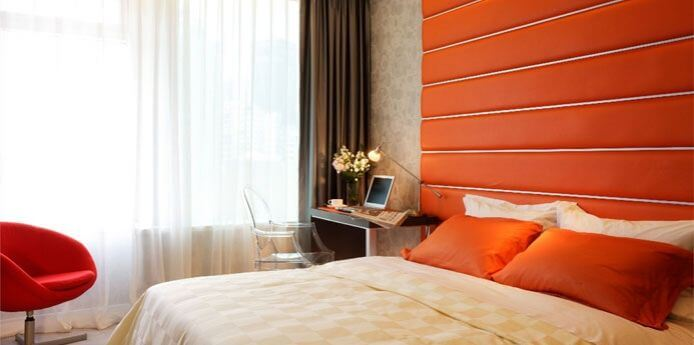 The Orange Room