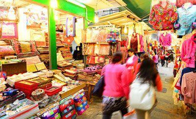 Jardine Crescent Bazaar ジャーディン・クレセント・バザール